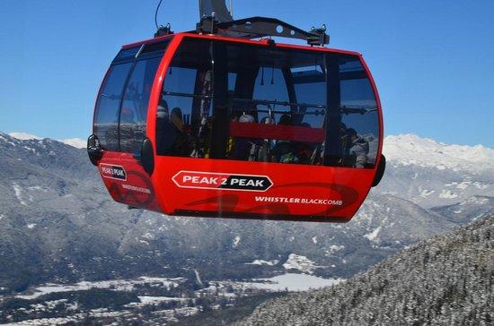 Peak 2 Peak Gondola: 9