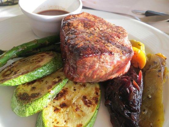 Barcelona Tapas: Beef tenderloin