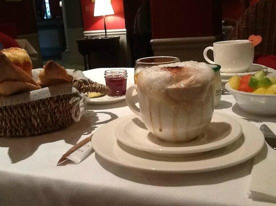 Hotel Sainte Beuve: Delicious!