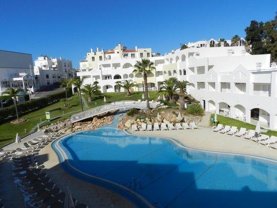 Natura Algarve Club: Day pool View