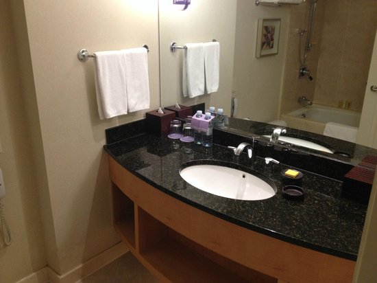 Grand Hyatt Incheon : Bathroom