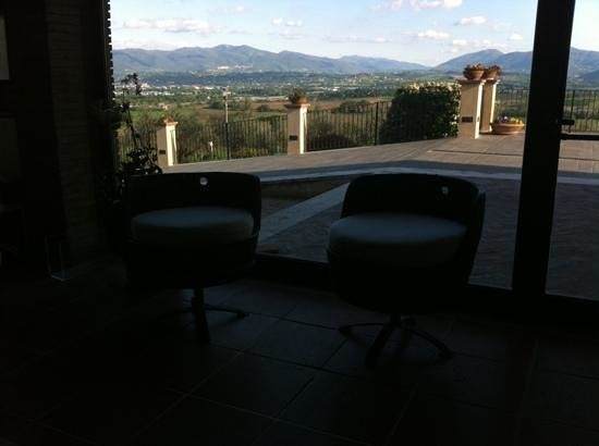 San Gemini, Italy: panorama
