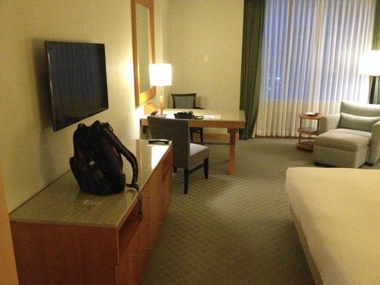 Grand Hyatt Incheon: Room