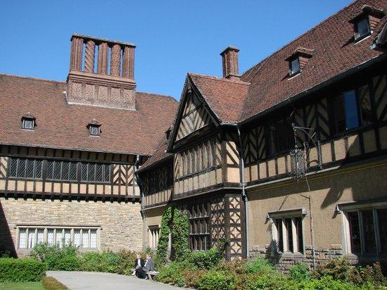 Schloss Cecilienhof: Замок