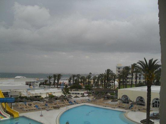 PrimaSol El Mehdi : the one stormy day we had