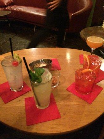 Lacerba: Cocktails