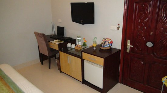 Hanoi City Palace Hotel: amenities