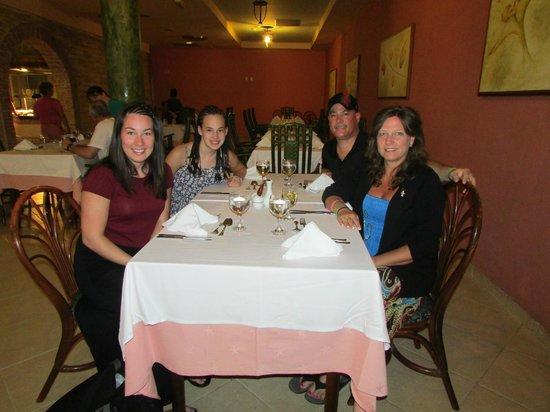 IBEROSTAR Taínos: dinner