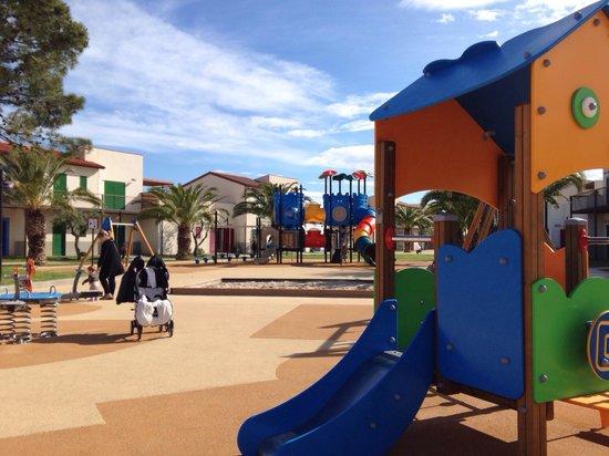 Cambrils Park Resort: Parque para niños