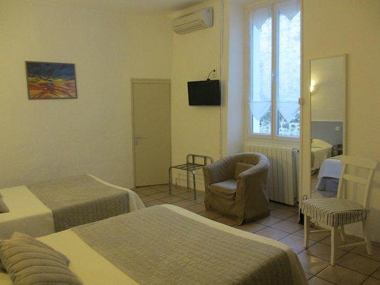 Hotel L'Herbier d Orange : Room