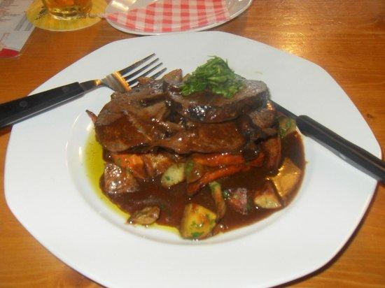 Restaurant Svatobor : Delicious...