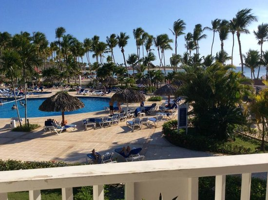 Grand Bahia Principe La Romana: View from our room