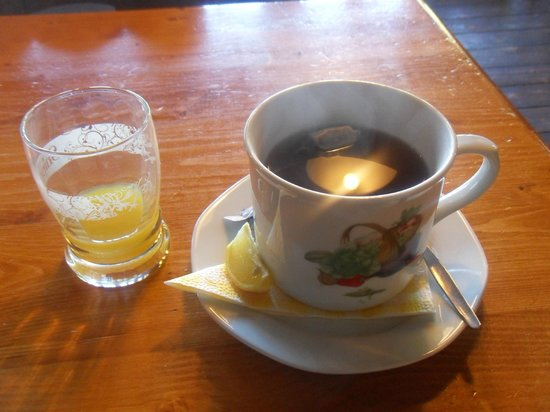 Restaurant Svatobor: Big Tea