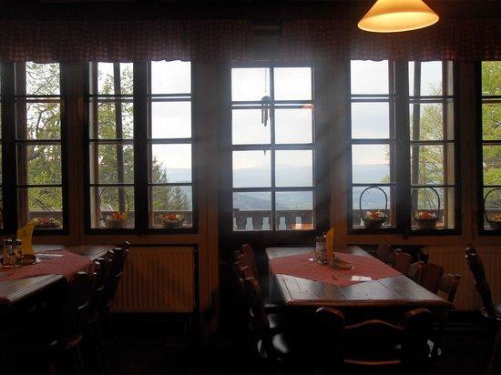 Restaurant Svatobor : Nice view
