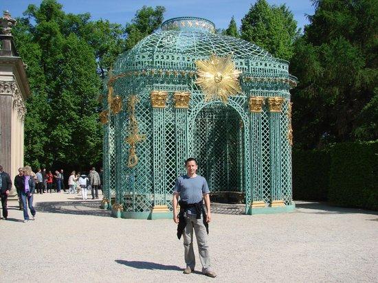 Sanssouci Palace : Дворец