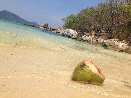 Bon Island Restaurant : Amazing scenery on Bon Island