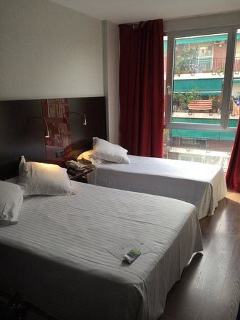 Hotel Sant Antoni: Camera