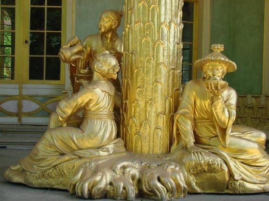 Sanssouci Palace : Чайный домик