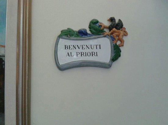Priori Hotel : Hotel priori perugia