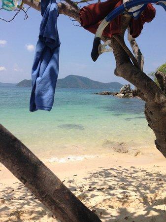 Bon Island Restaurant : Great snorkeling on Bon Island