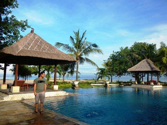 Patra Jasa Bali Resort & Villas: Kolam Renang Hotel Patra Jasa, Bali