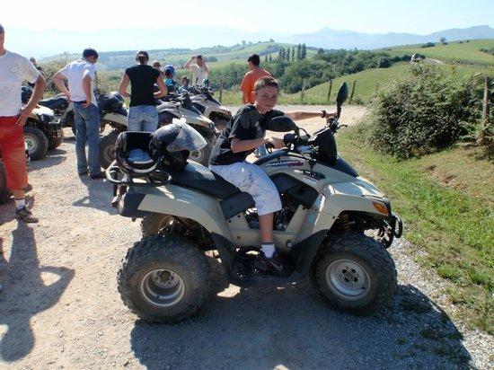 Quad Pays Basque : 08_2010