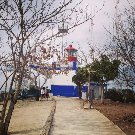 El Faro Lighthouse: The faro