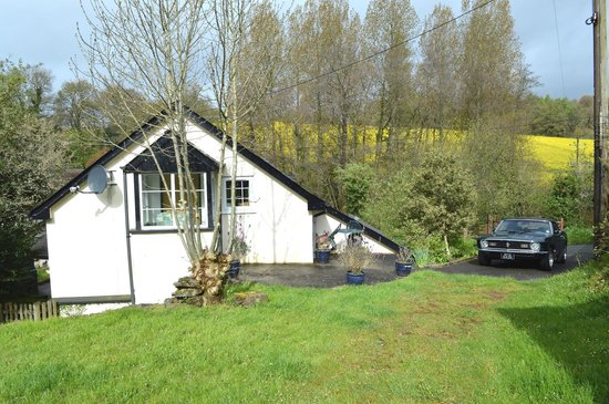Frogmill B&B: Fingle Suite - Frogmill