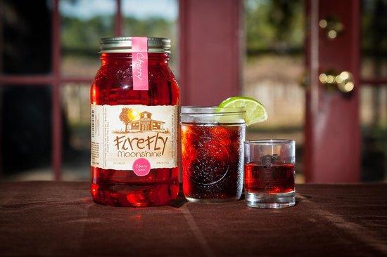 Firefly Distillery: Firefly Moonshine
