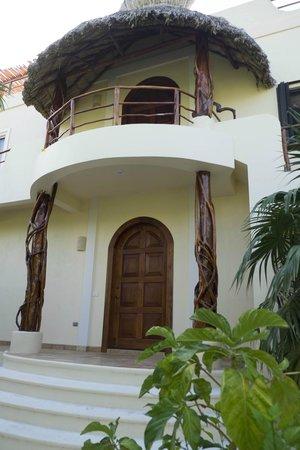Casa Caracola : Entrance