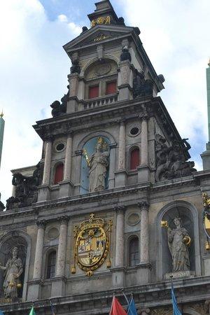 Town Hall (Stadhuis): Stadhuis van Antwerpen