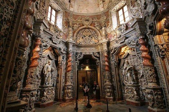 Duomo di Monreale: cappella roano
