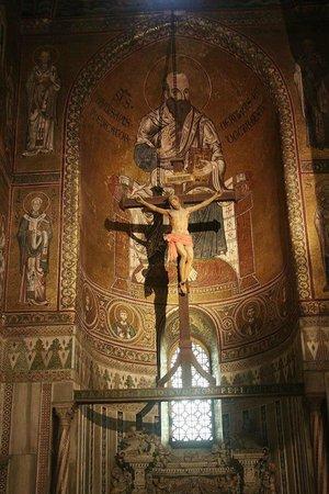 Duomo di Monreale: transetto nord