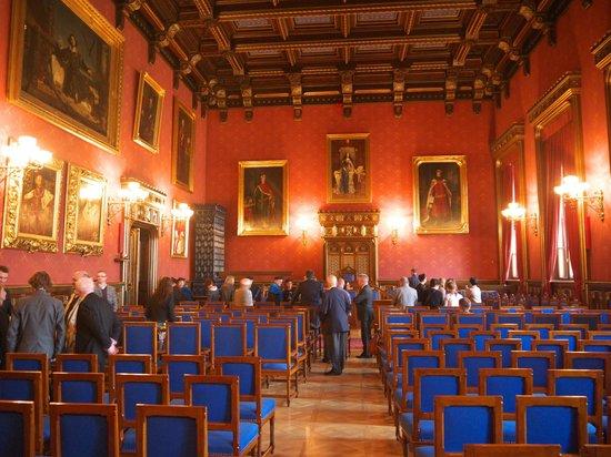 Jagiellonian University - Collegium Maius : Актовый зал