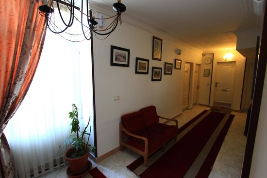 Golestan Hotel: In hotel