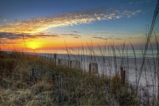 Hampton Inn & Suites Destin: The Beautiful Destin Sunset