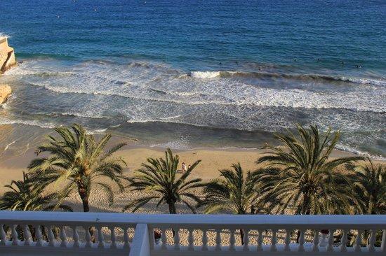 Hotel Nixe Palace: Der Strand in unmikttelkb arer Nähe