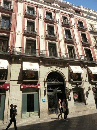 Petit Palace Puerta Del Sol : hotel