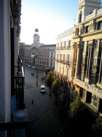 Petit Palace Puerta Del Sol : vista