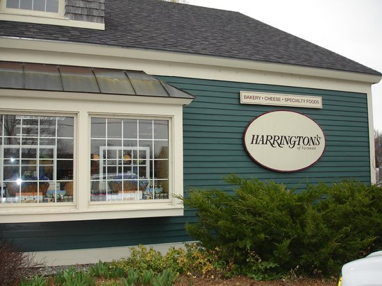 Harringtons of Vermont : Harrington's in Shelburne