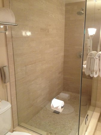 Four Seasons Hotel Los Angeles at Beverly Hills : Executive suite bathroom