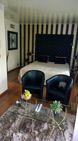 Hôtel Le Relais Saint Jean : Our lovely room