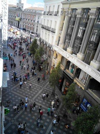 Petit Palace Puerta Del Sol : pomeriggio