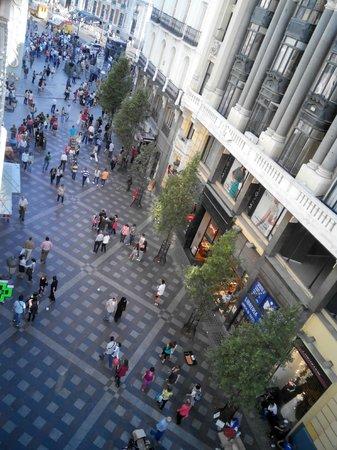 Petit Palace Puerta Del Sol : calle Arenal