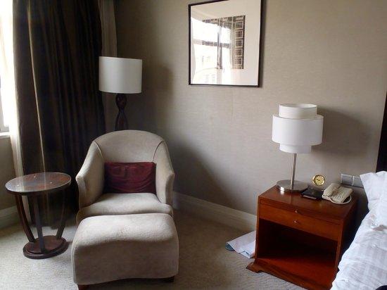 Jin Jiang Hotel : Sitting area