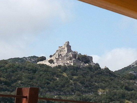 Il Parco Archeominerario di San Silvestro : Vista rocca