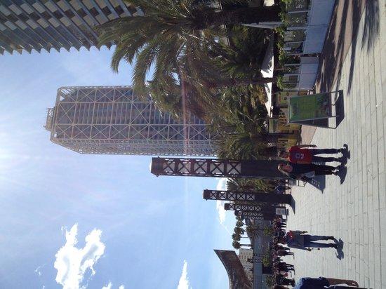 Hotel Arts Barcelona: High rise hotel