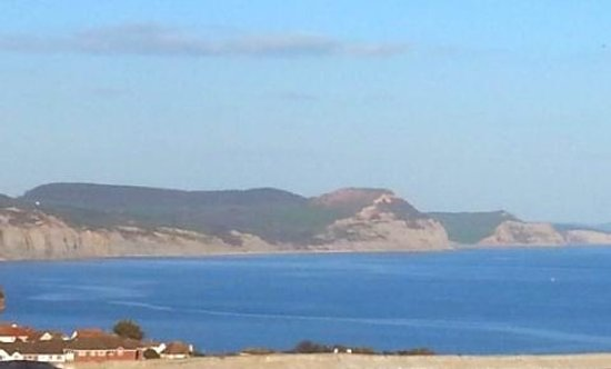 Dorset House: Sea Views from many rooms