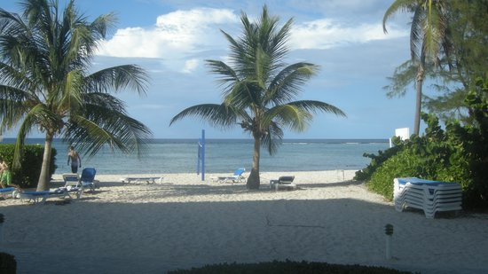 Wyndham Reef Resort : view from the room