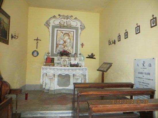 Villa Rigacci: La piccola Cappella